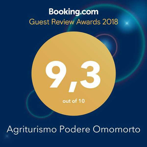Agriturismo Podere Omomorto - Booking 2018