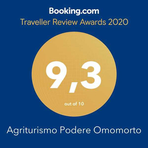 Agriturismo Podere Omomorto - Booking 2020